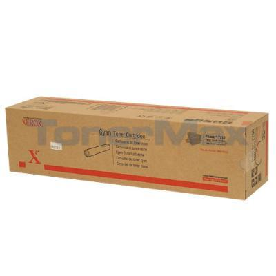 XEROX PHASER 7750 TONER CARTRIDGE CYAN